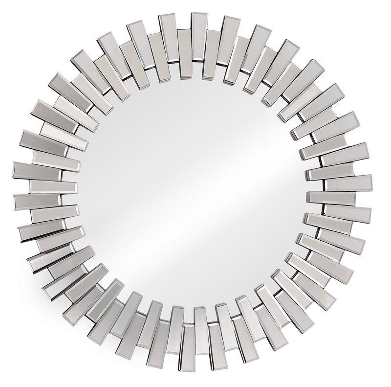 #19 - Cog like Mirror with a Interlocking Design