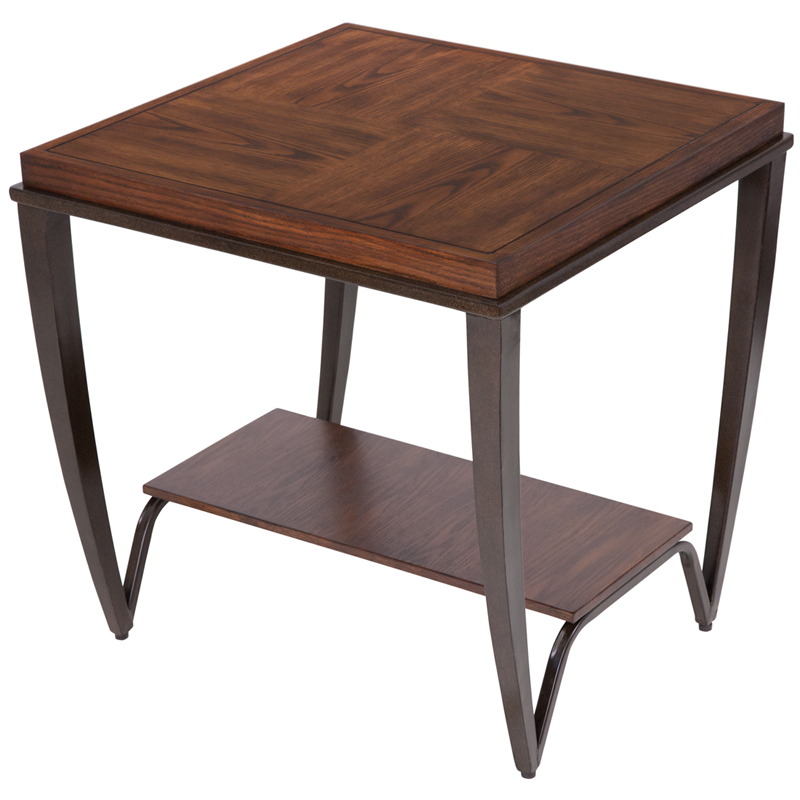 # - SIGNATURE DESIGN BY ASHLEY BRASHAWN END TABLE