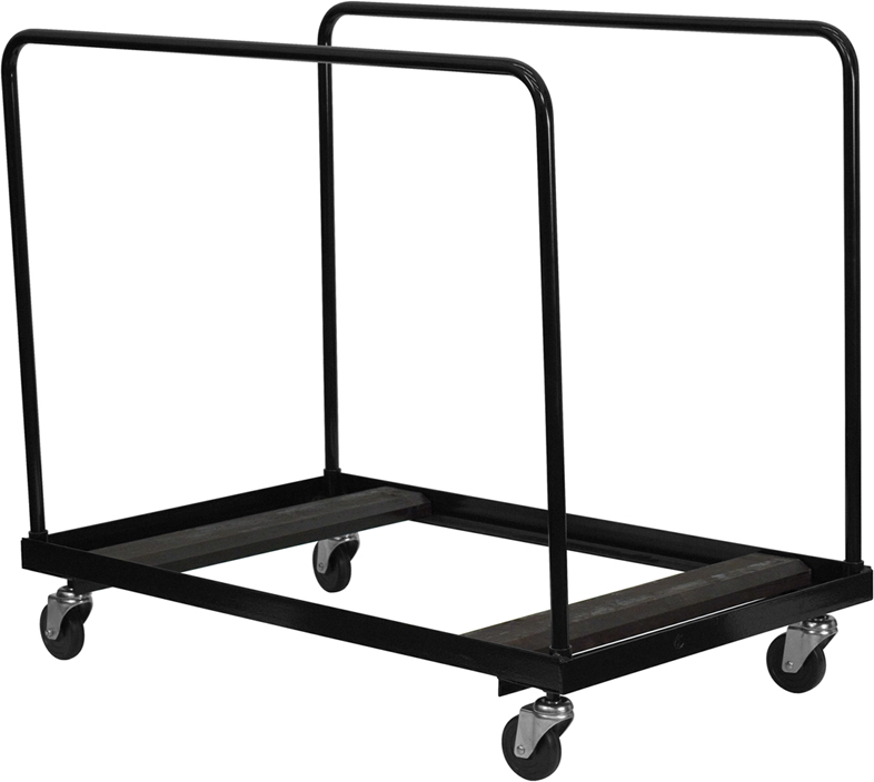 #29 - ROUND FOLDING TABLE DOLLY