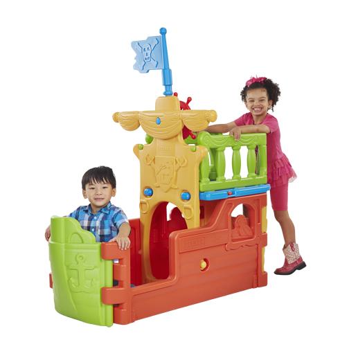 #8 - Buccaneer Boat Playhouse